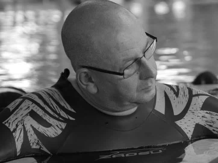 Hans-Jürgen Lenzen Apnea-College Freediving