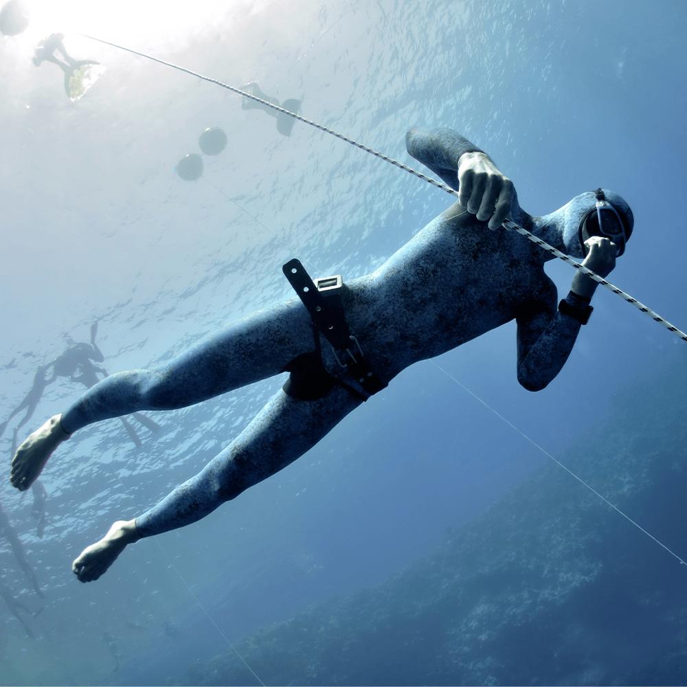 Freediver Level 4