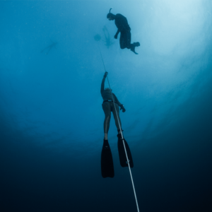 Freediving Master Instructor
