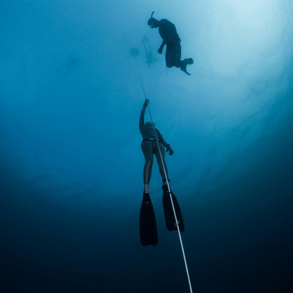 Freediving Master Instructor