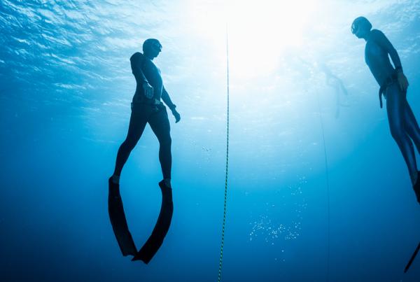 Was ist Freediving