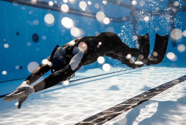 Apnoetauchen Gefahren Freediving