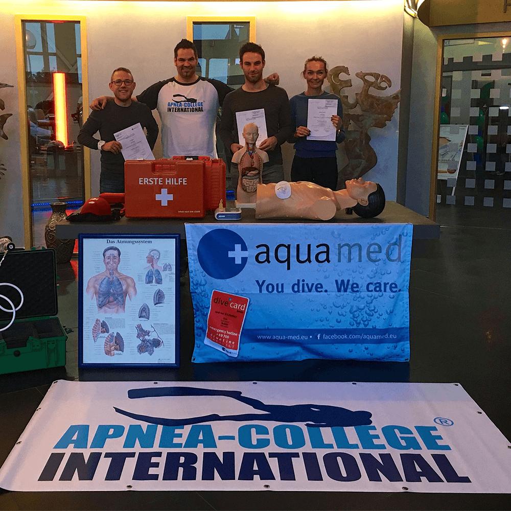 Aqua Med Medical Assistant + Oxygen Provider