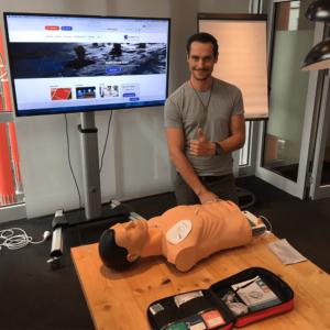 Aqua Med Medical Instructor + Oxygen Instructor