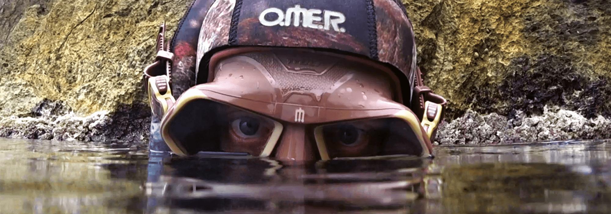 Antibeschlag für die Tauchermaske